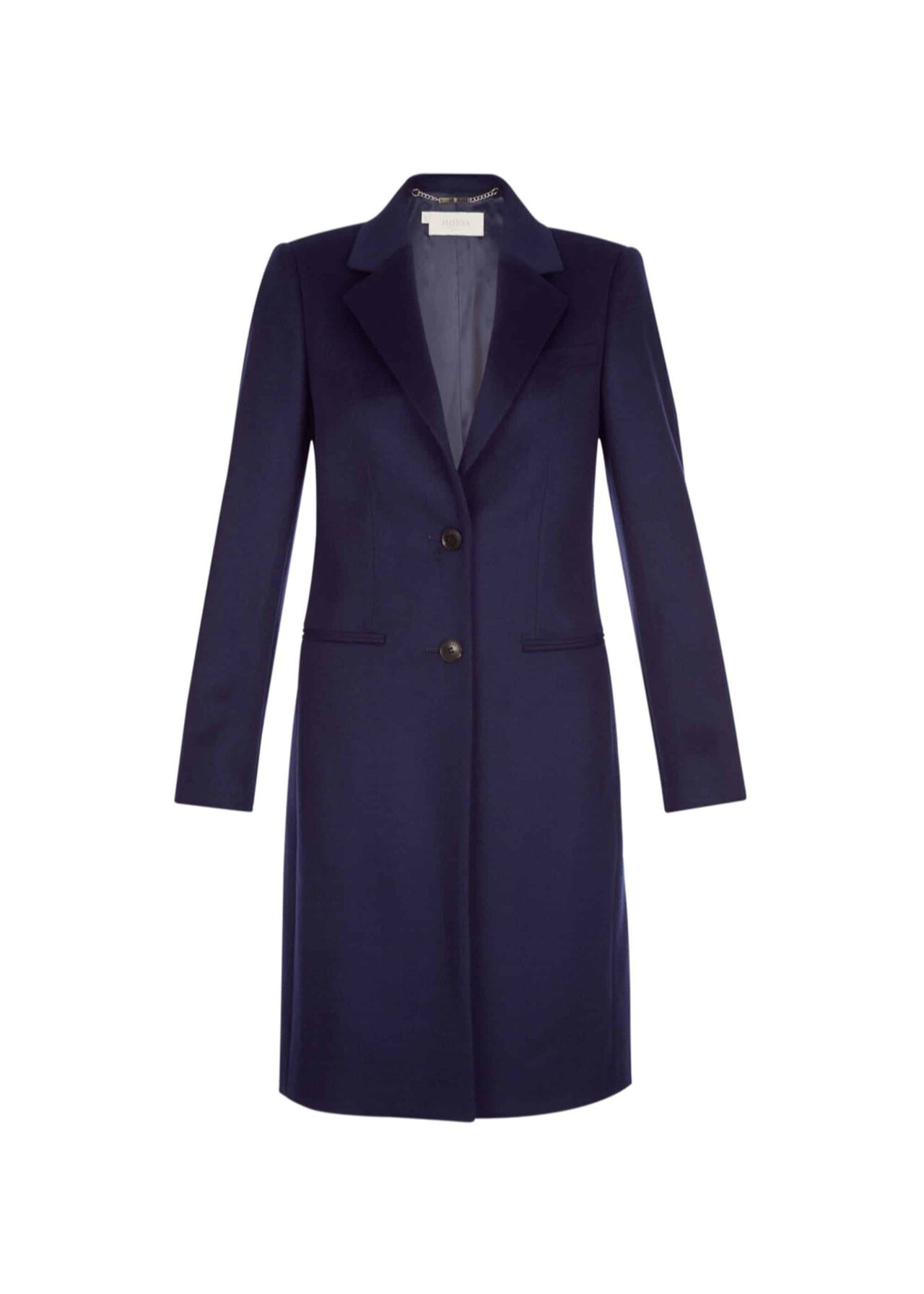 Petite Tilda Wool Coat French Navy