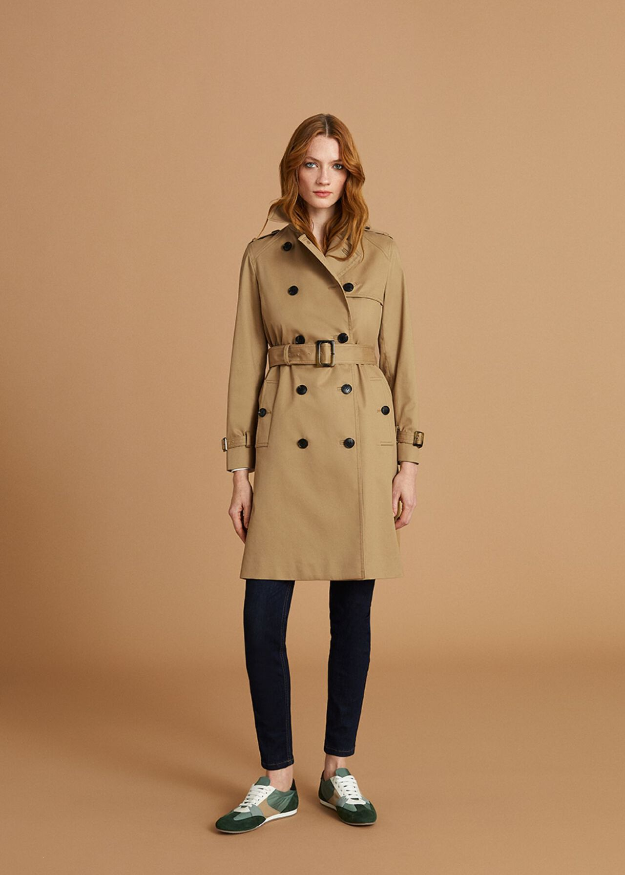The Finley Trench Outfit, , hi-res