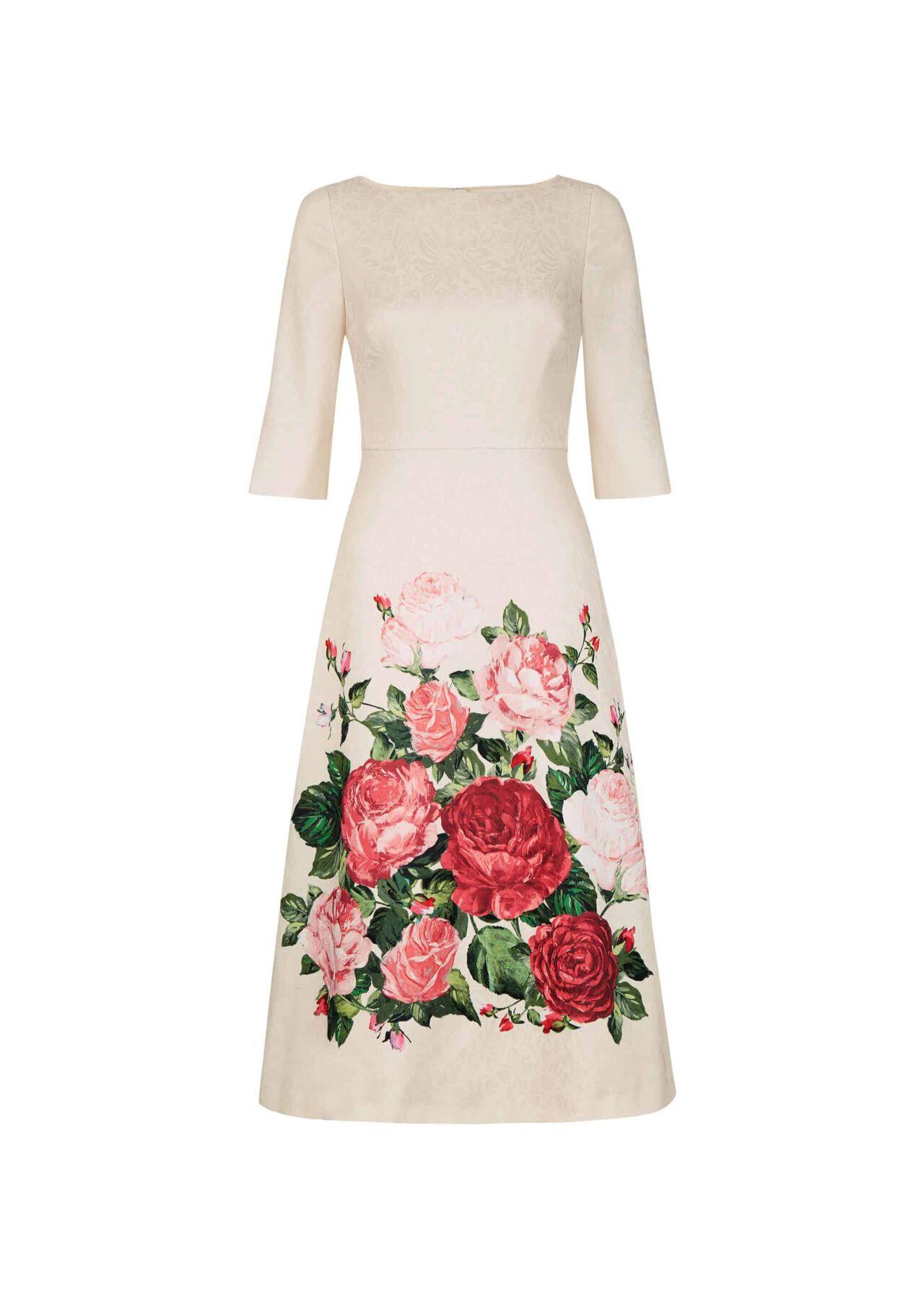Princess Rose Dress Multi