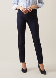 Susanna Trousers, Navy, hi-res