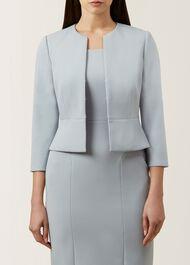 Harper Jacket, Pale Blue, hi-res