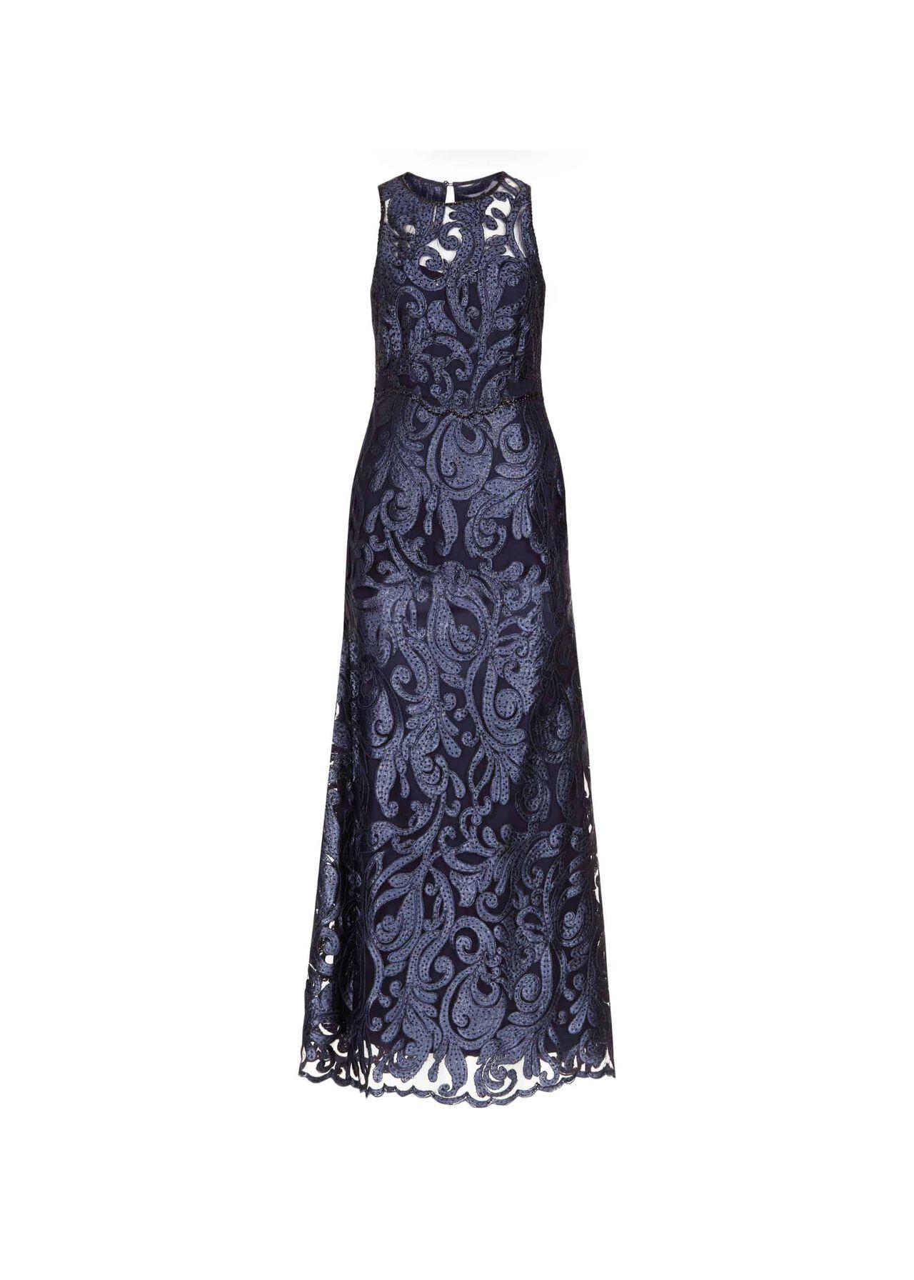 Gabrielle Maxi Dress Navy