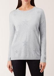 Juliet Sweater, Grey Silver, hi-res