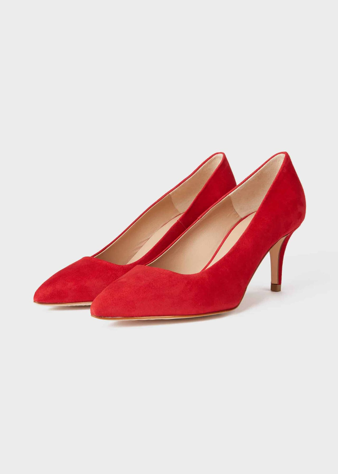 Elouise Court Scarlet Red