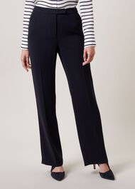 Catherine Trousers, Navy, hi-res