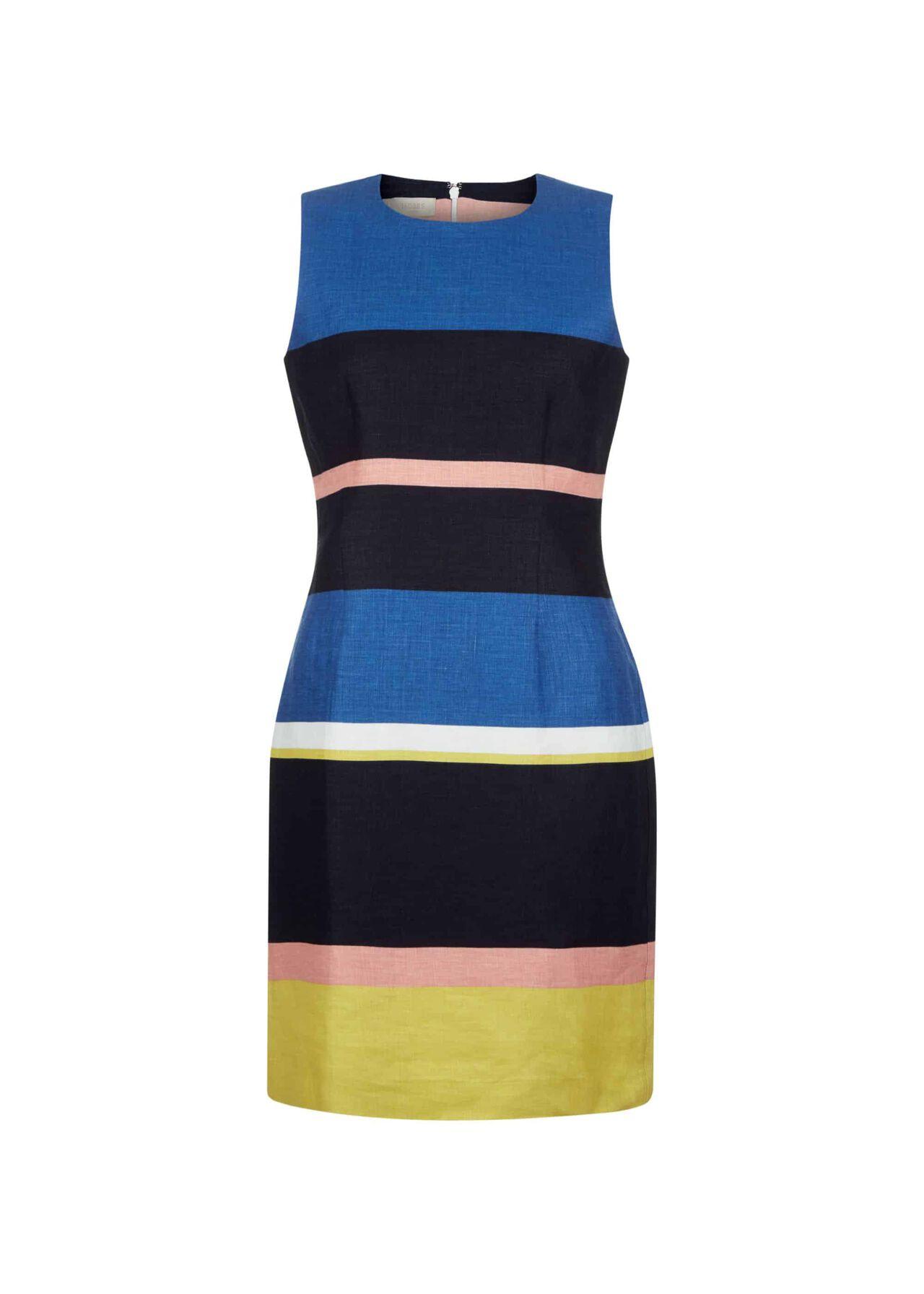 Ives Linen Dress Multi