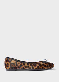 Flo Animal Ballerinas, Leopard, hi-res