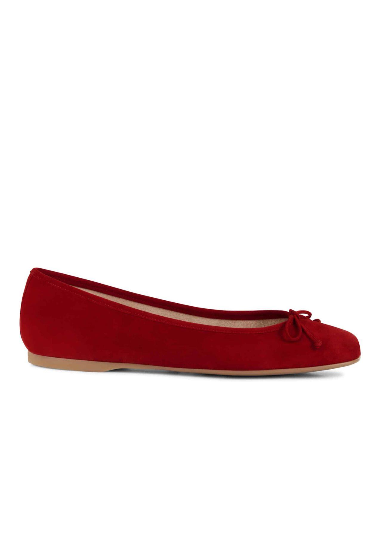 Prior Ballerina Scarlet Red