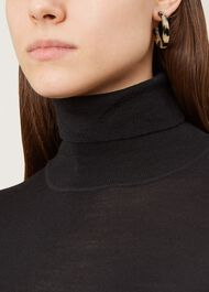 Isabella Earrings, Tort, hi-res