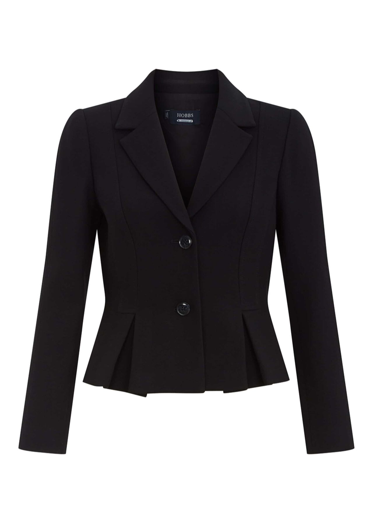 Katherine Wool Jacket Black
