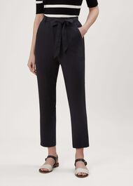 Miah Trousers, Navy, hi-res