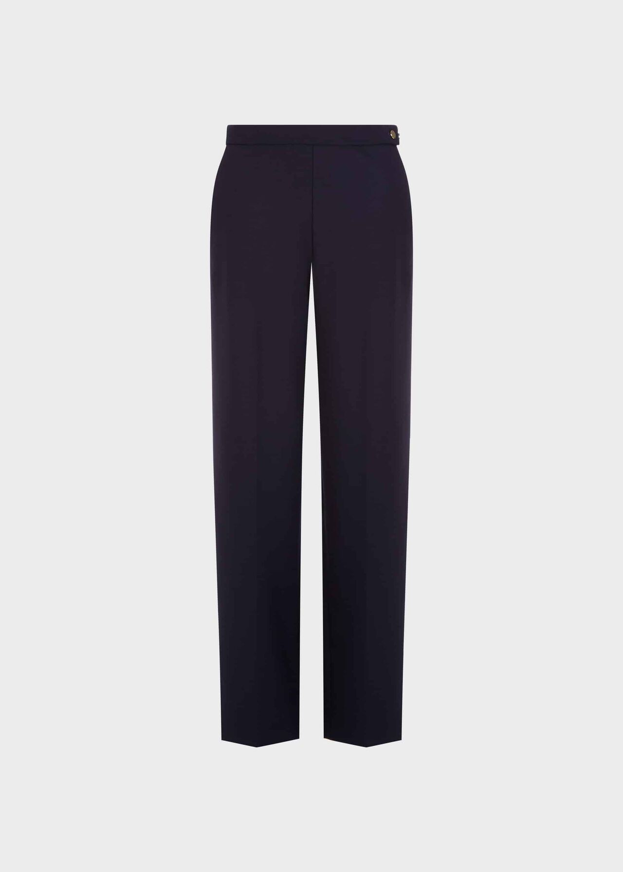 Kendall Trouser With Stretch Navy