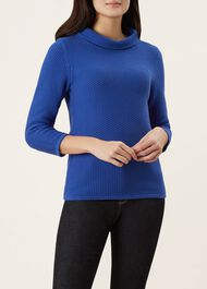 Camilla Sweater, Midnight Blue, hi-res