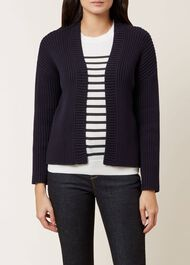 Lola Cardigan, Navy, hi-res