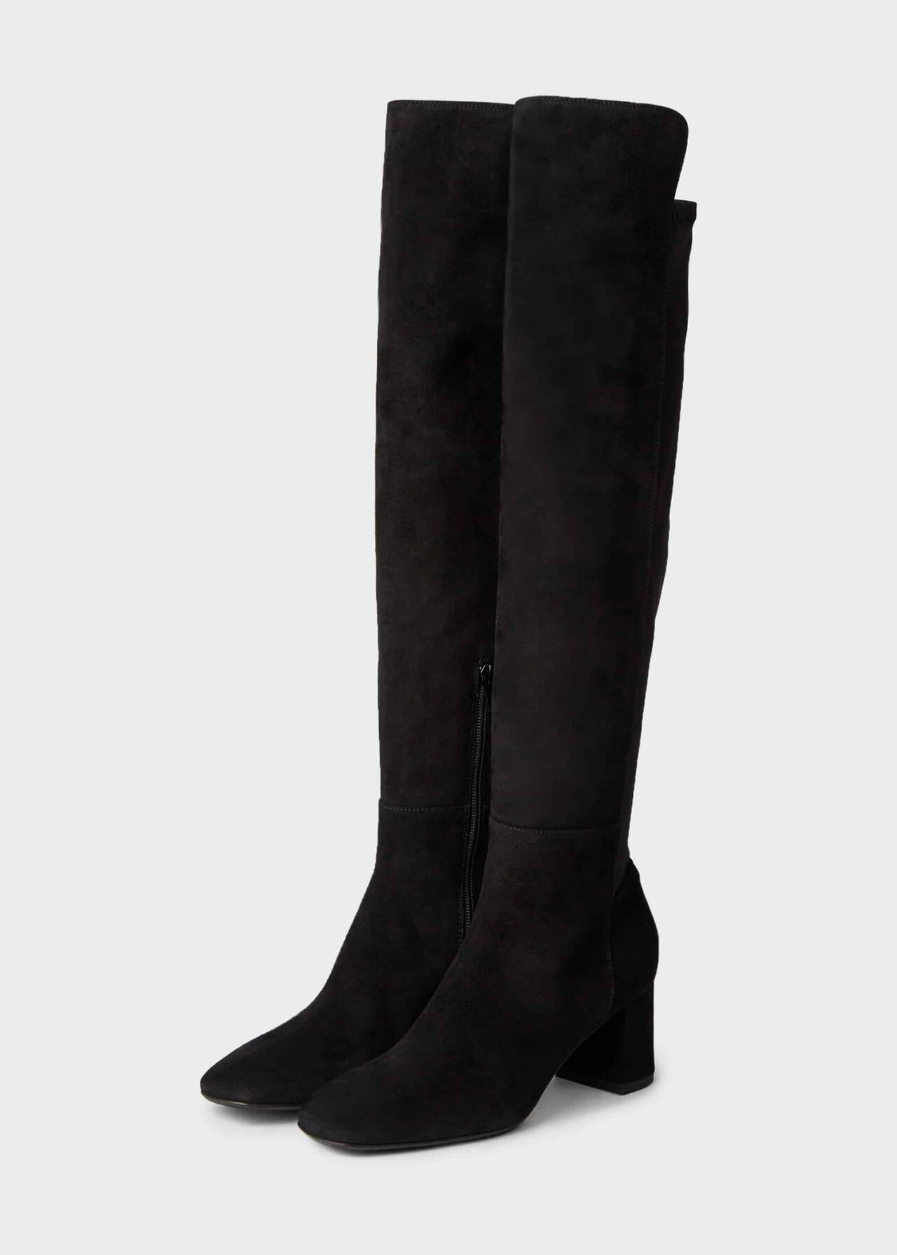 Imogen Over The Knee Boot Black