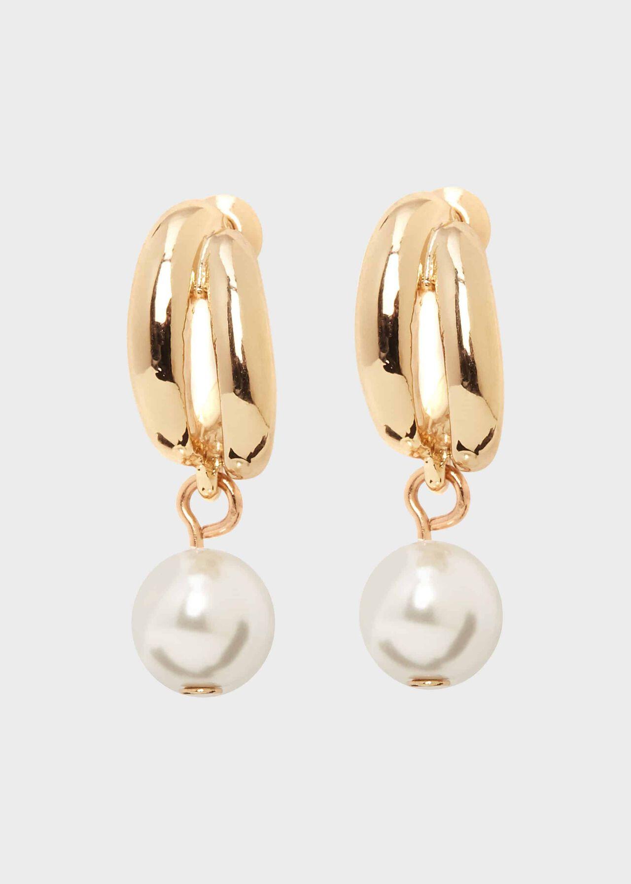 Tilly Earring, Gold, hi-res