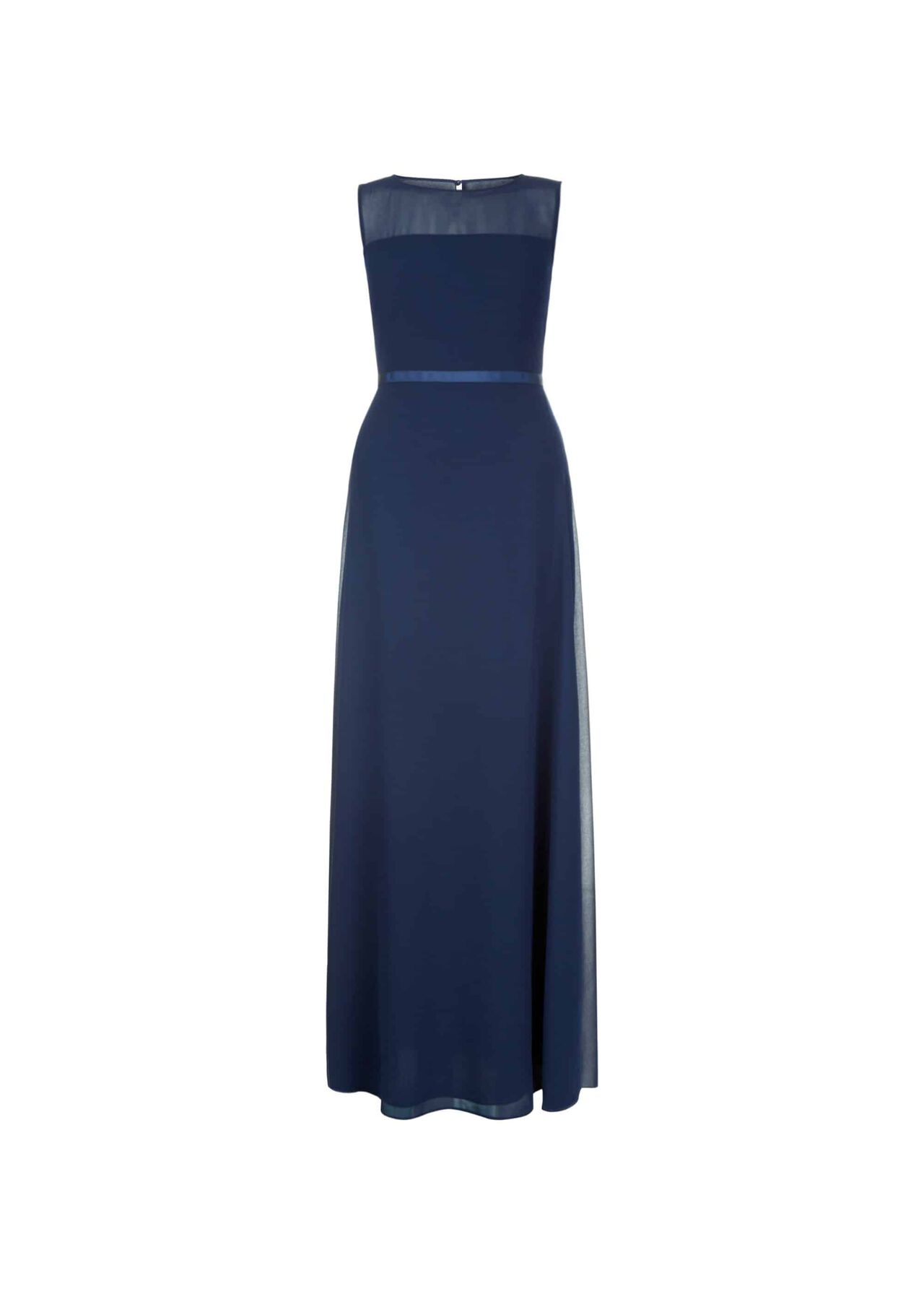 Abigale Maxi Dress Navy