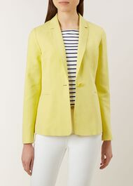 Kernow Jacket, Lemon, hi-res