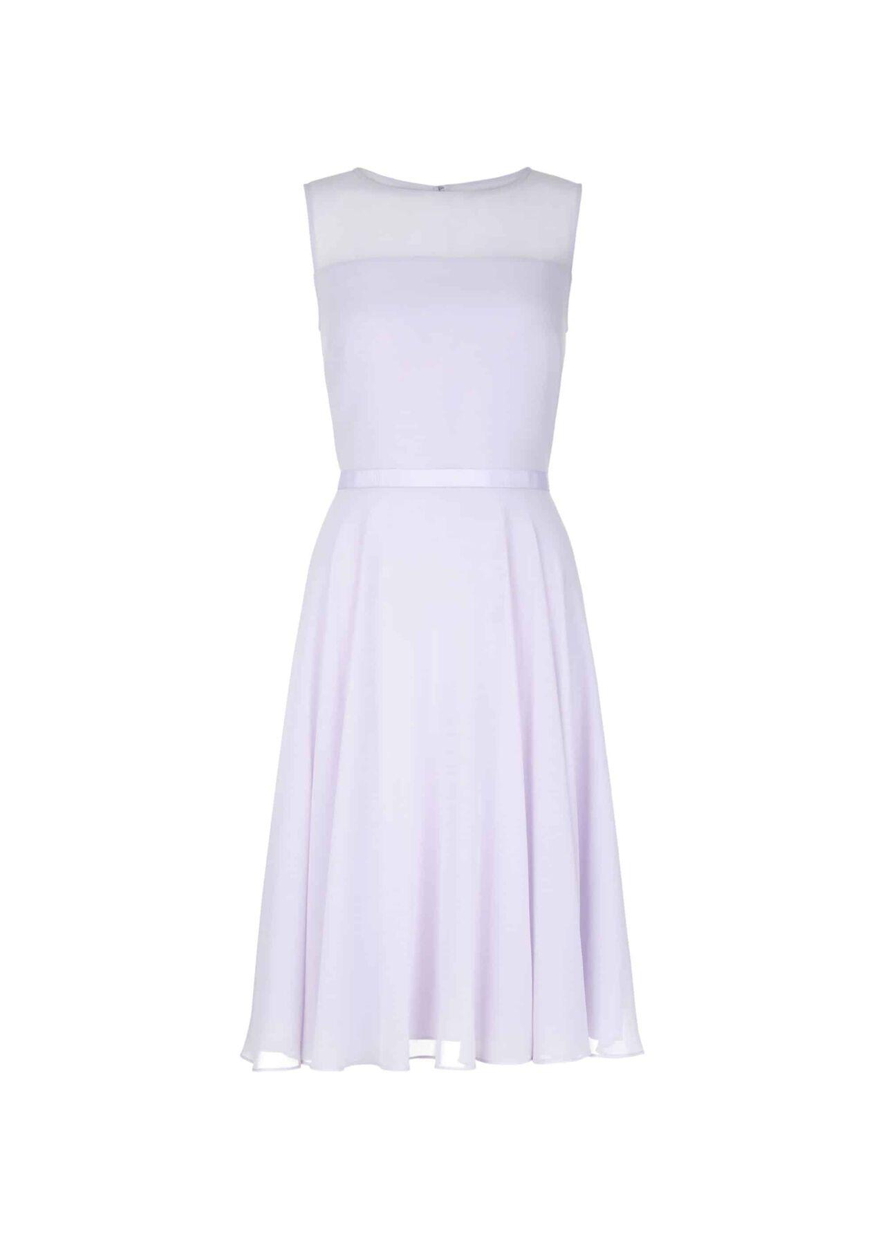 Abigale Dress Lilac