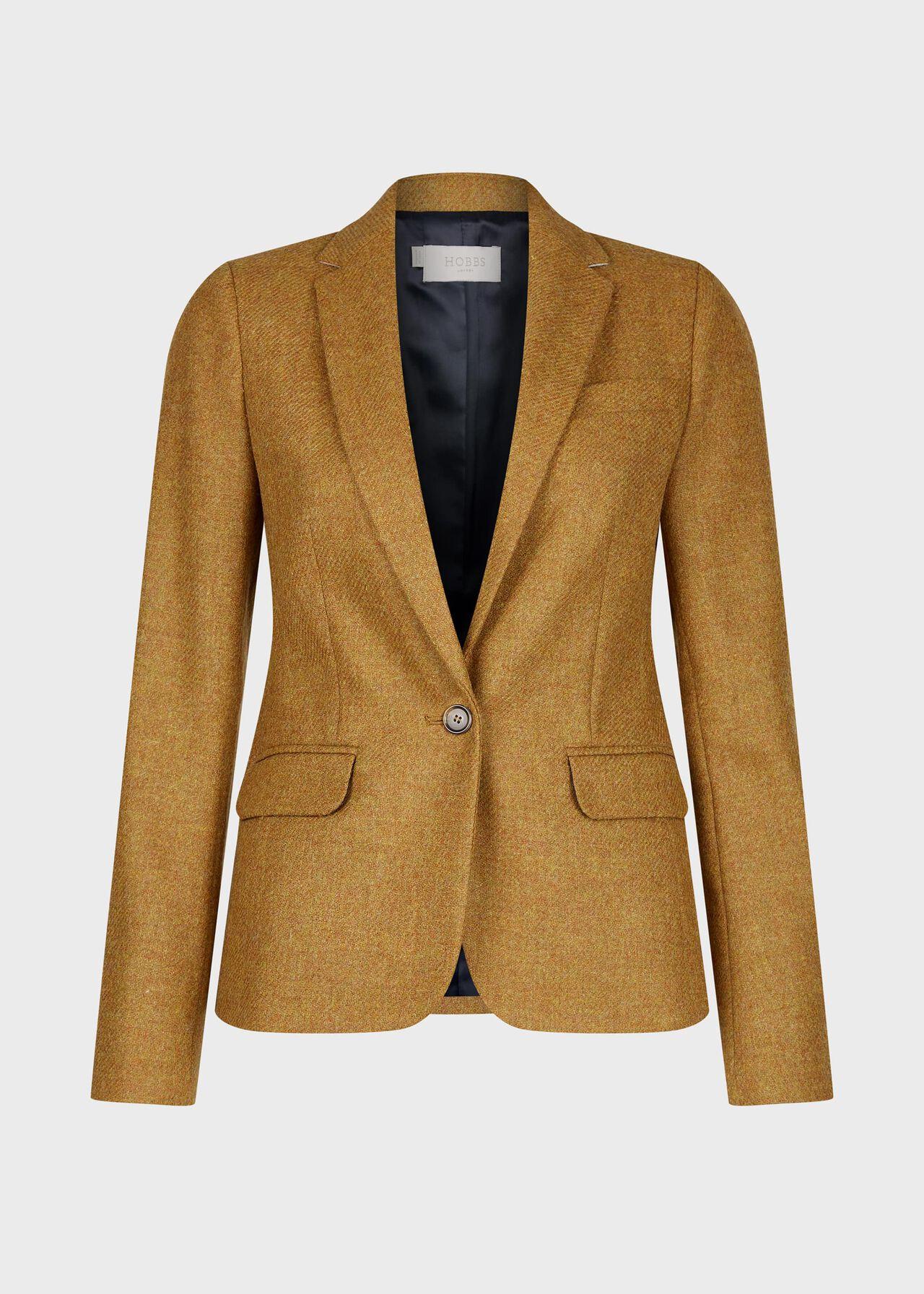 Blake Wool Jacket Bamboo