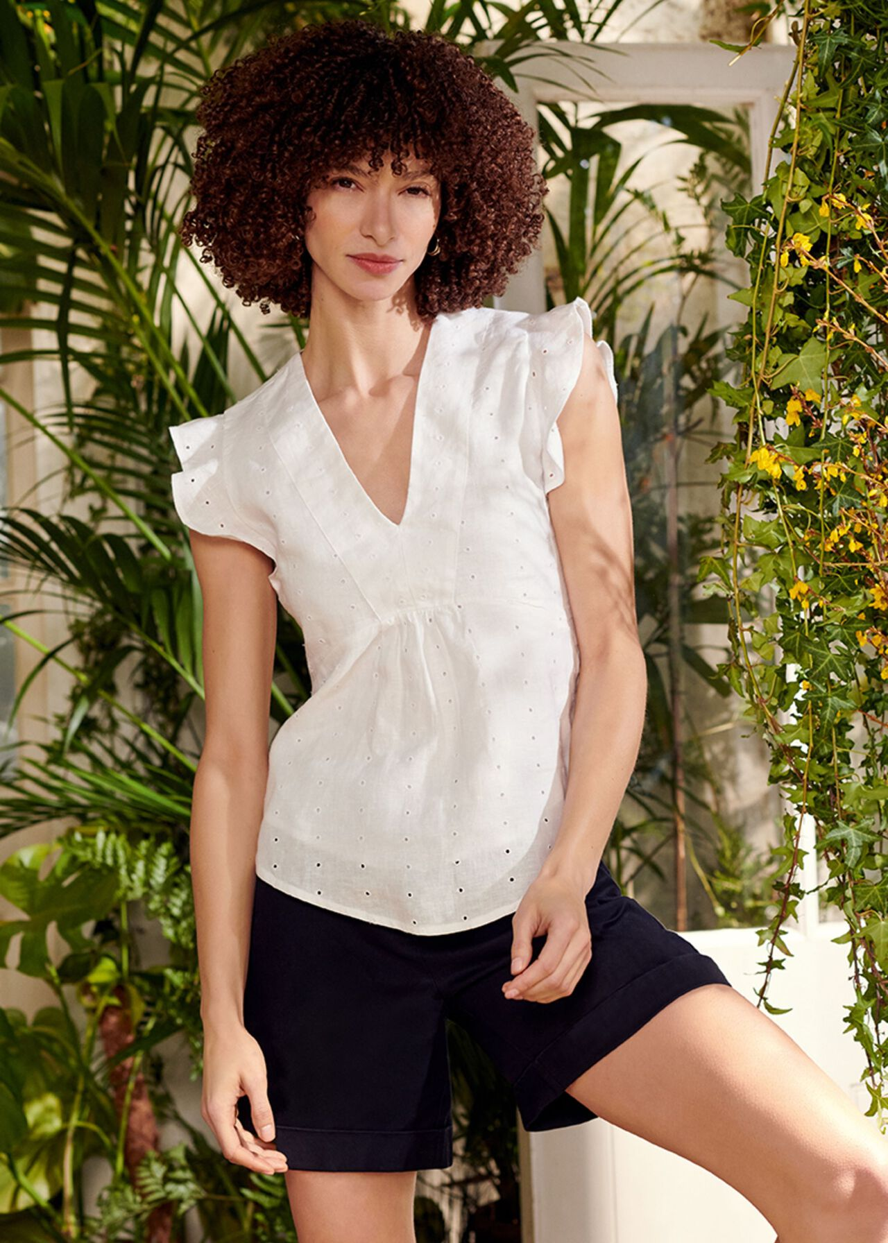 The Avia Top With Shorts Outfit, , hi-res