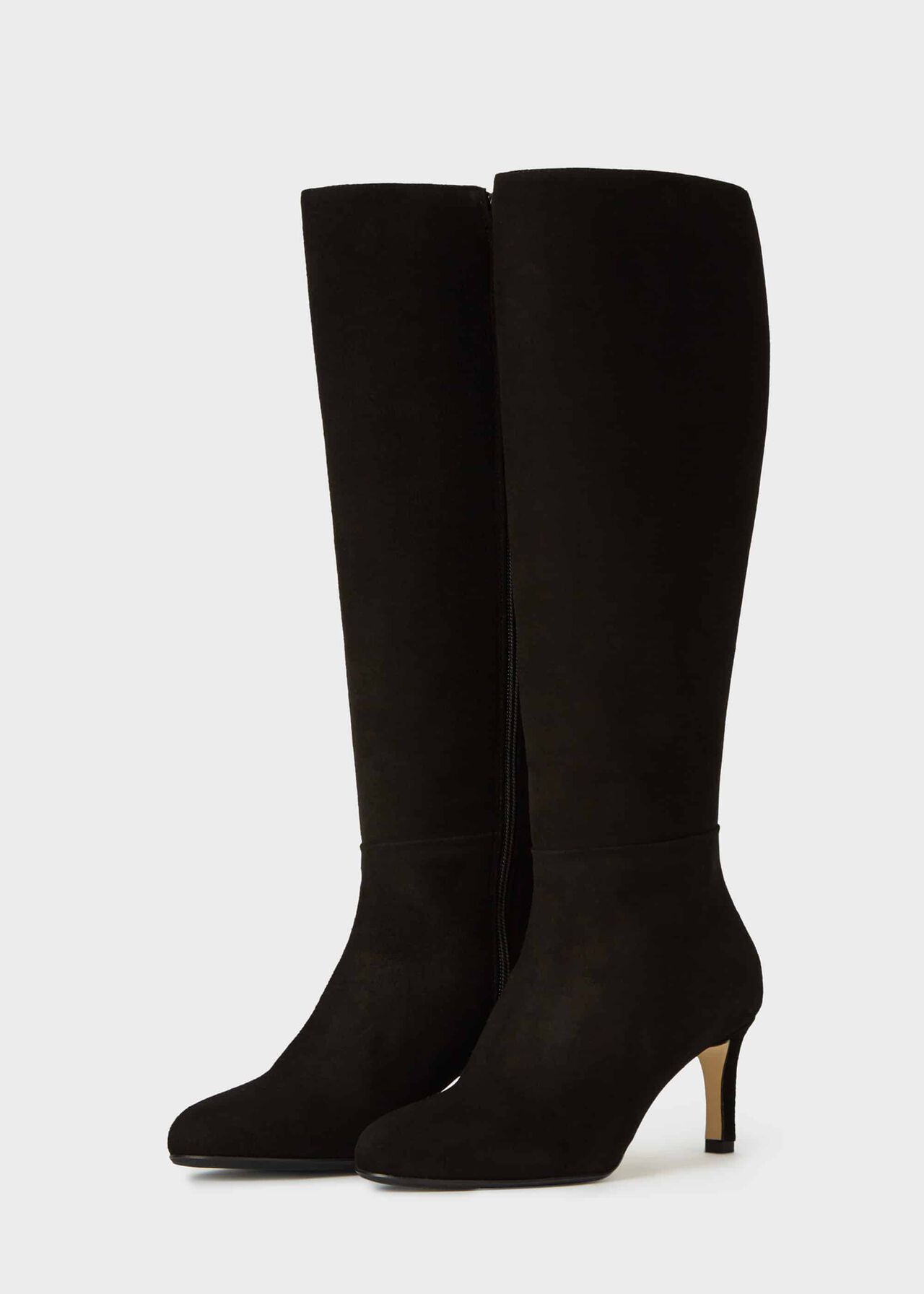 Lizzie Knee Boot Black