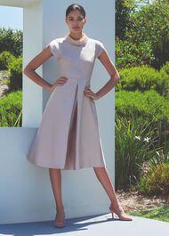 Christie Dress, Oyster, hi-res