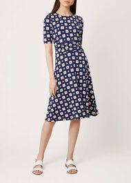 Bayview Dress, Blue Multi, hi-res