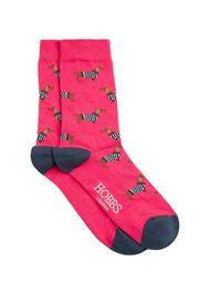 Dachshund Sock, Pink, hi-res