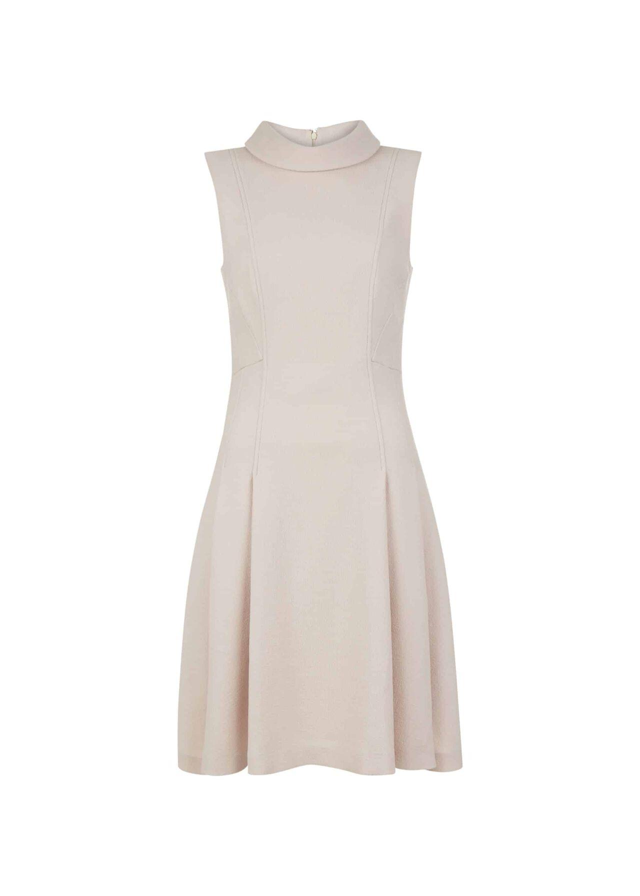 Wilhelmina Dress Pale Pink