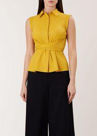 Maria Top, Golden Yellow, hi-res
