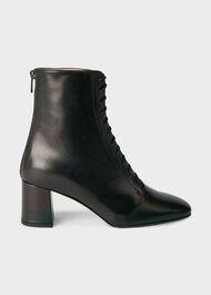 Imogen Lace Up Boot, Black, hi-res