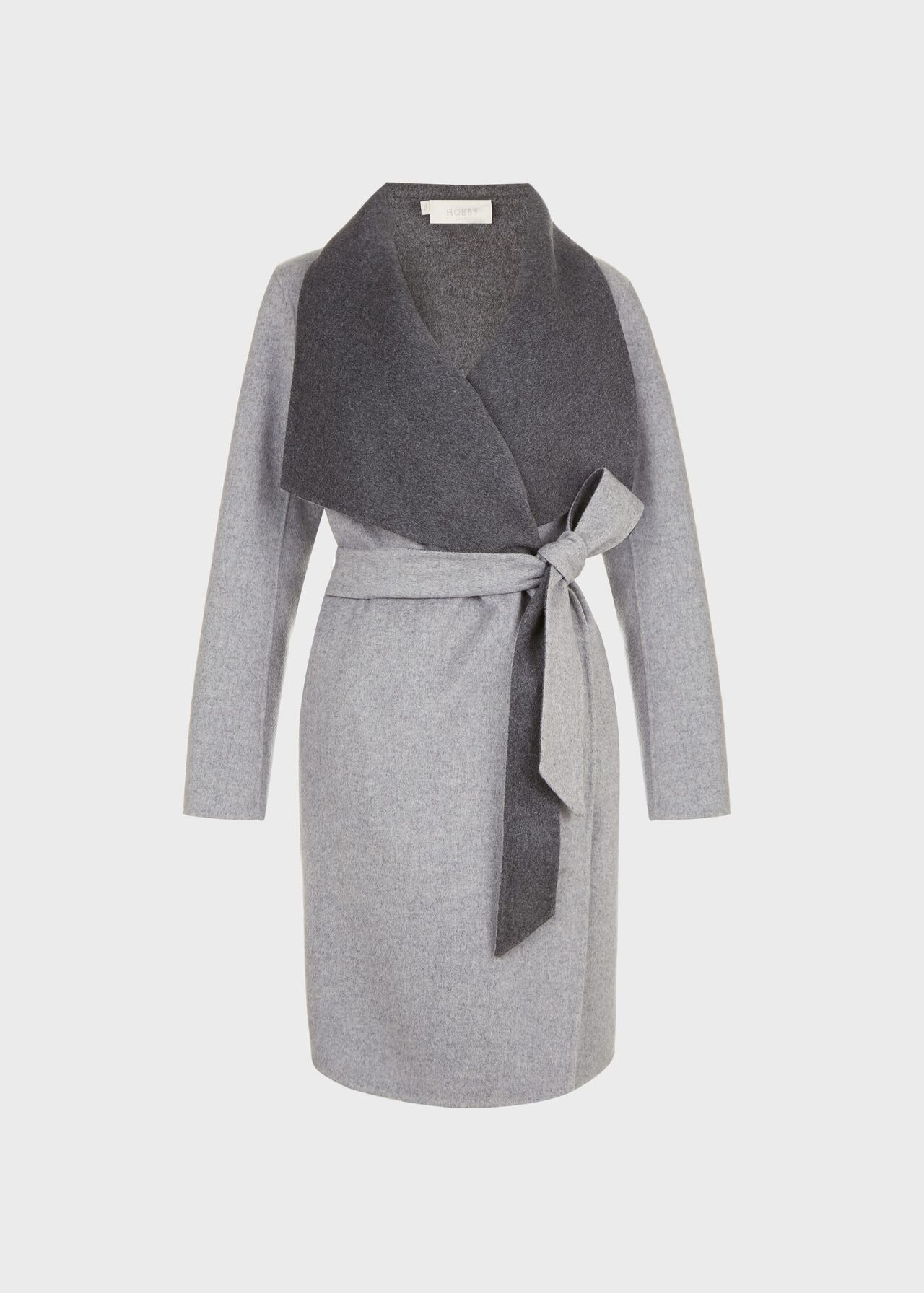 Gabriella Coat Grey