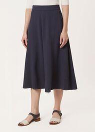 Marissa Skirt, Light Navy, hi-res
