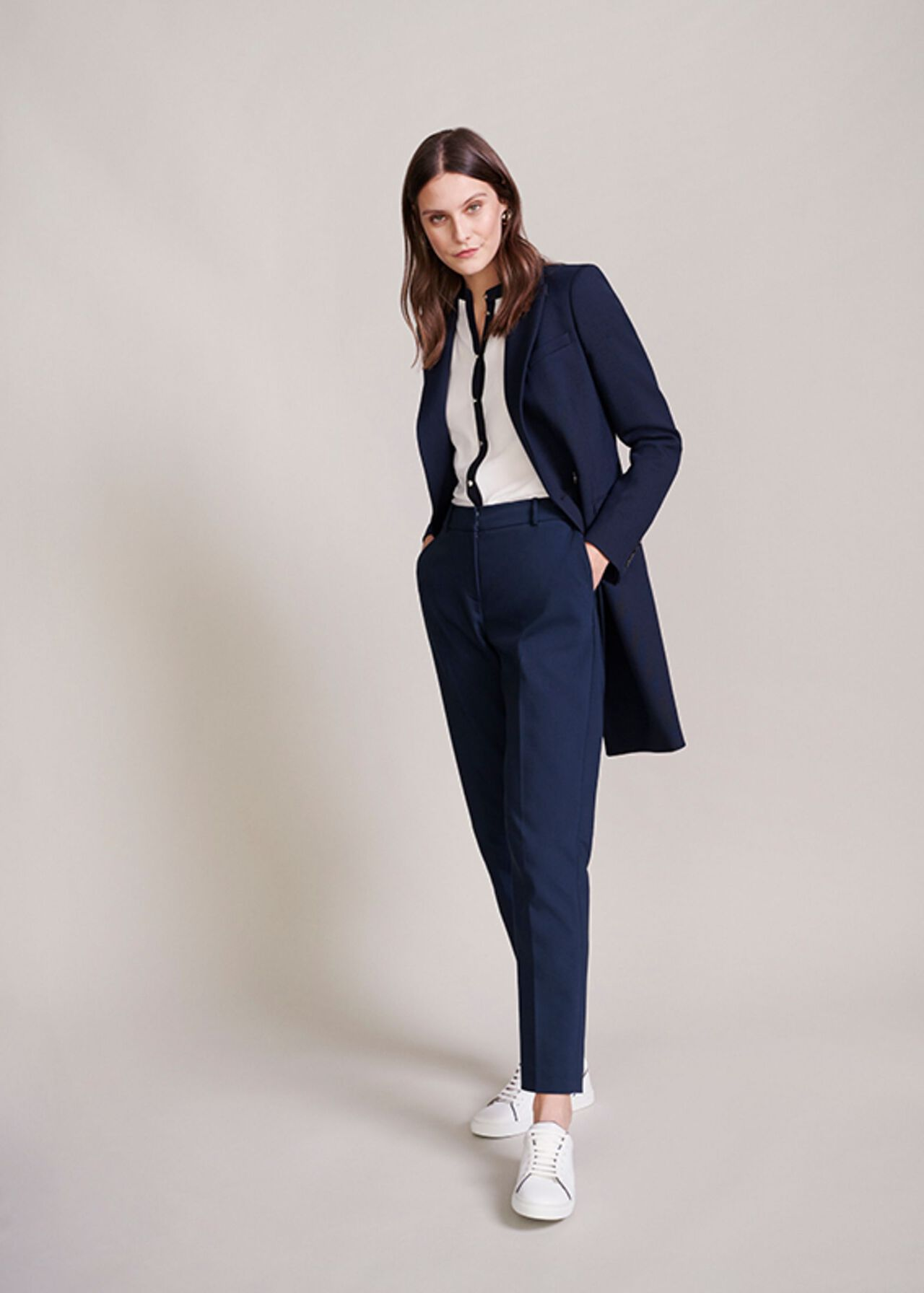 The Quin Tapered Trousers Outfit, , hi-res