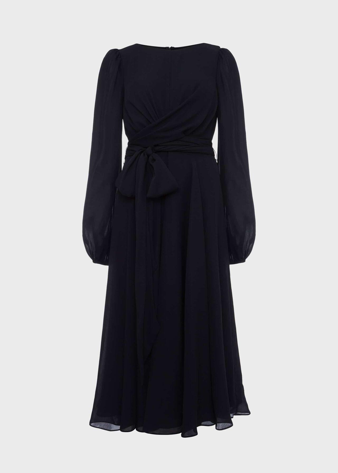 Sadie Dress Navy