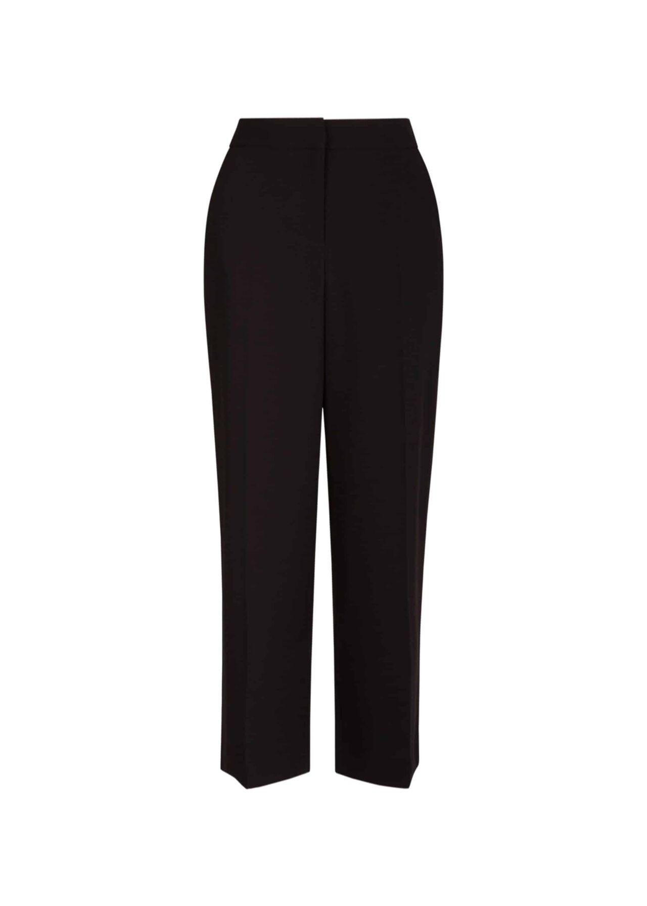 Petite Lula trousers Black