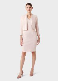 Frida Jacket, Pale Pink, hi-res