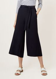 Penny Trousers, Navy, hi-res