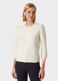 Jade Sweater, Ivory, hi-res