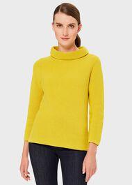 Isabella Sweater, Sulphur, hi-res