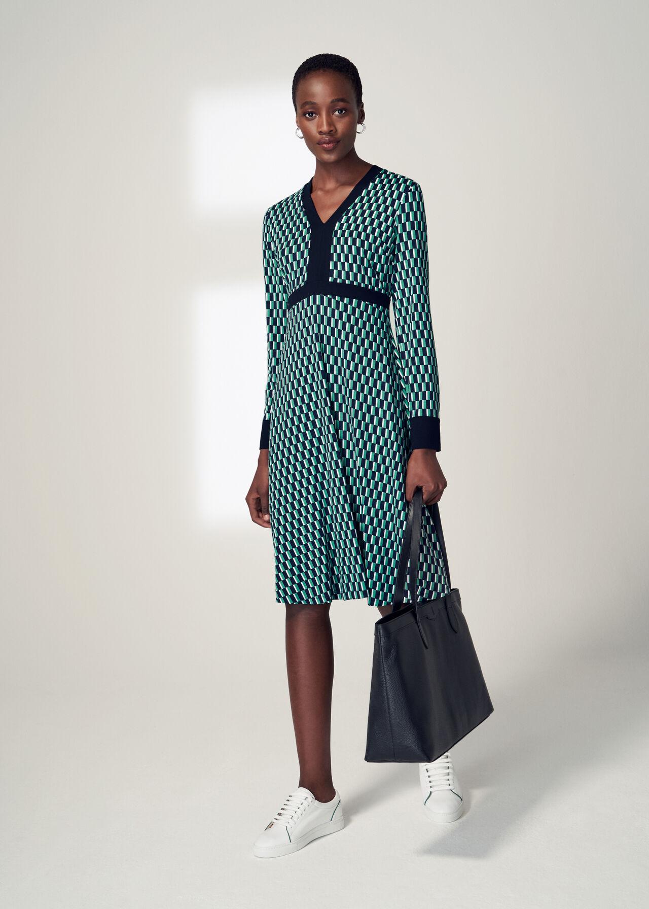 The Samara Dress Outfit, , hi-res