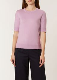 Paula Sweater, Lilac, hi-res