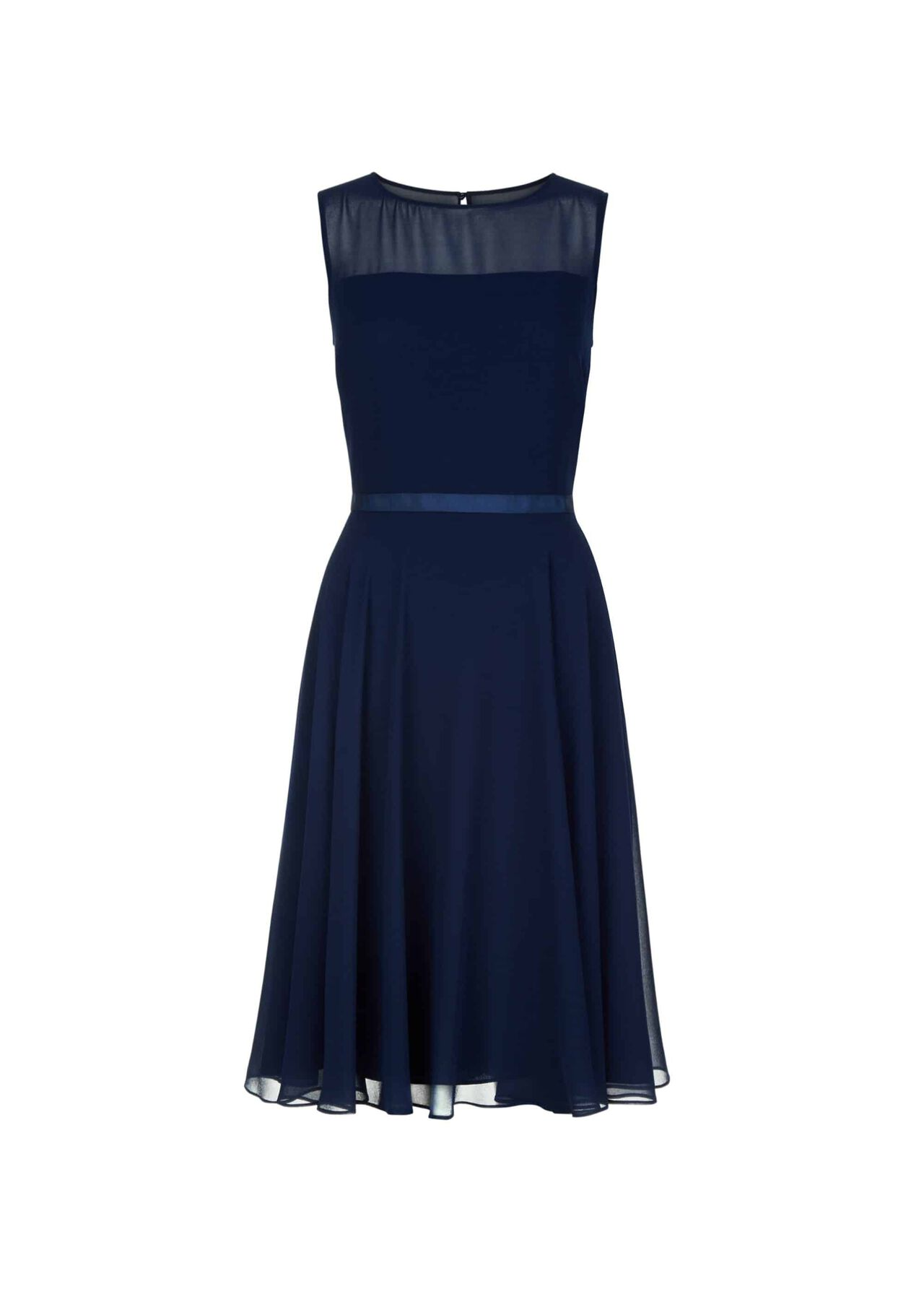 Abigale Dress Navy