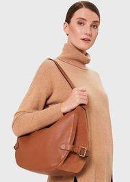 Cleveland Shoulder Bag, Tan, hi-res