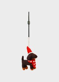 Dachshund Tree Decoration, Multi, hi-res