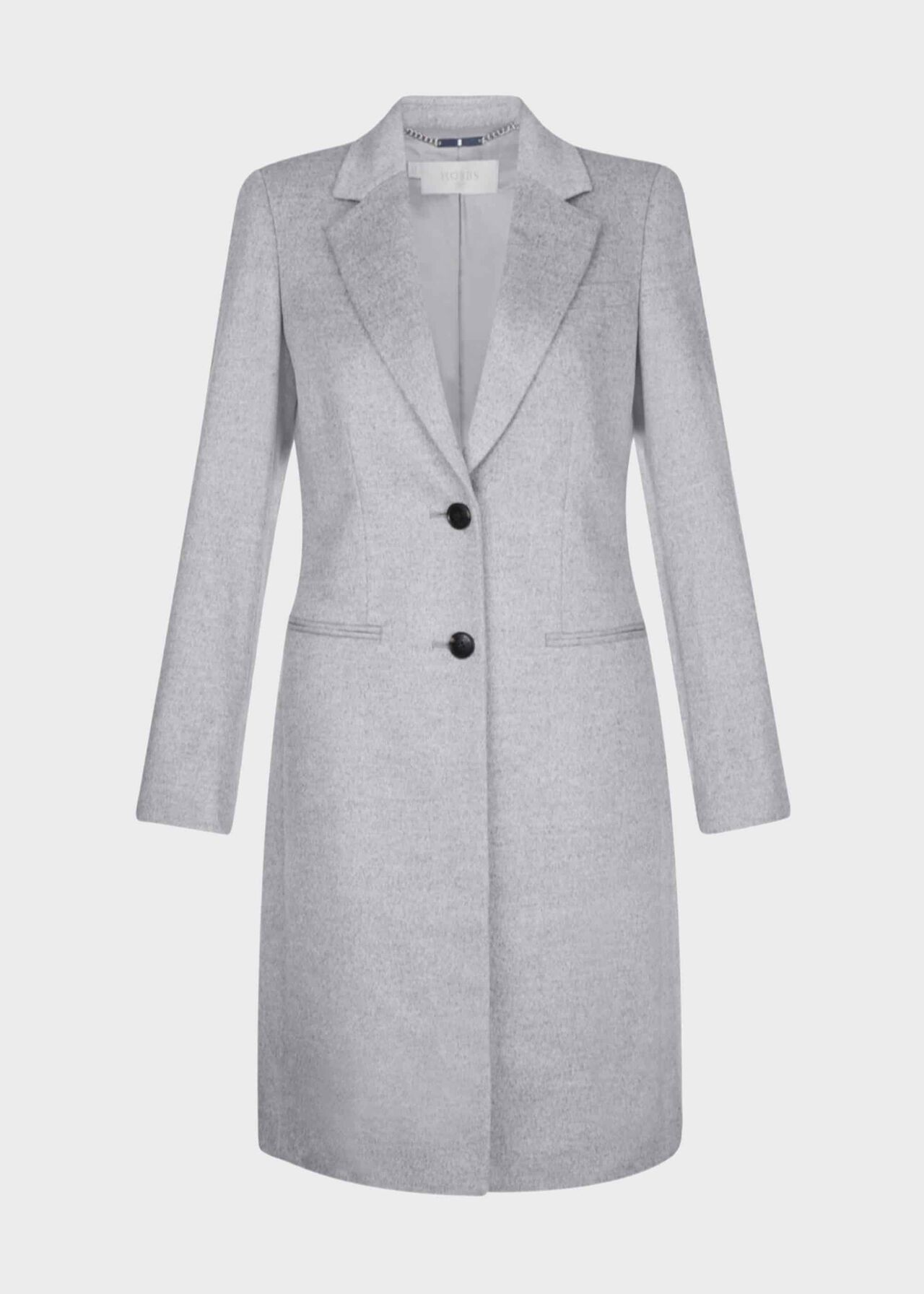 Tilda Wool Coat Grey