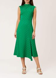 Marina Dress, Apple Green, hi-res