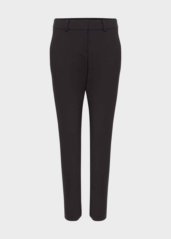 RRP £79. Various Sizes Hobbs Ava Pottery Beige Trousers