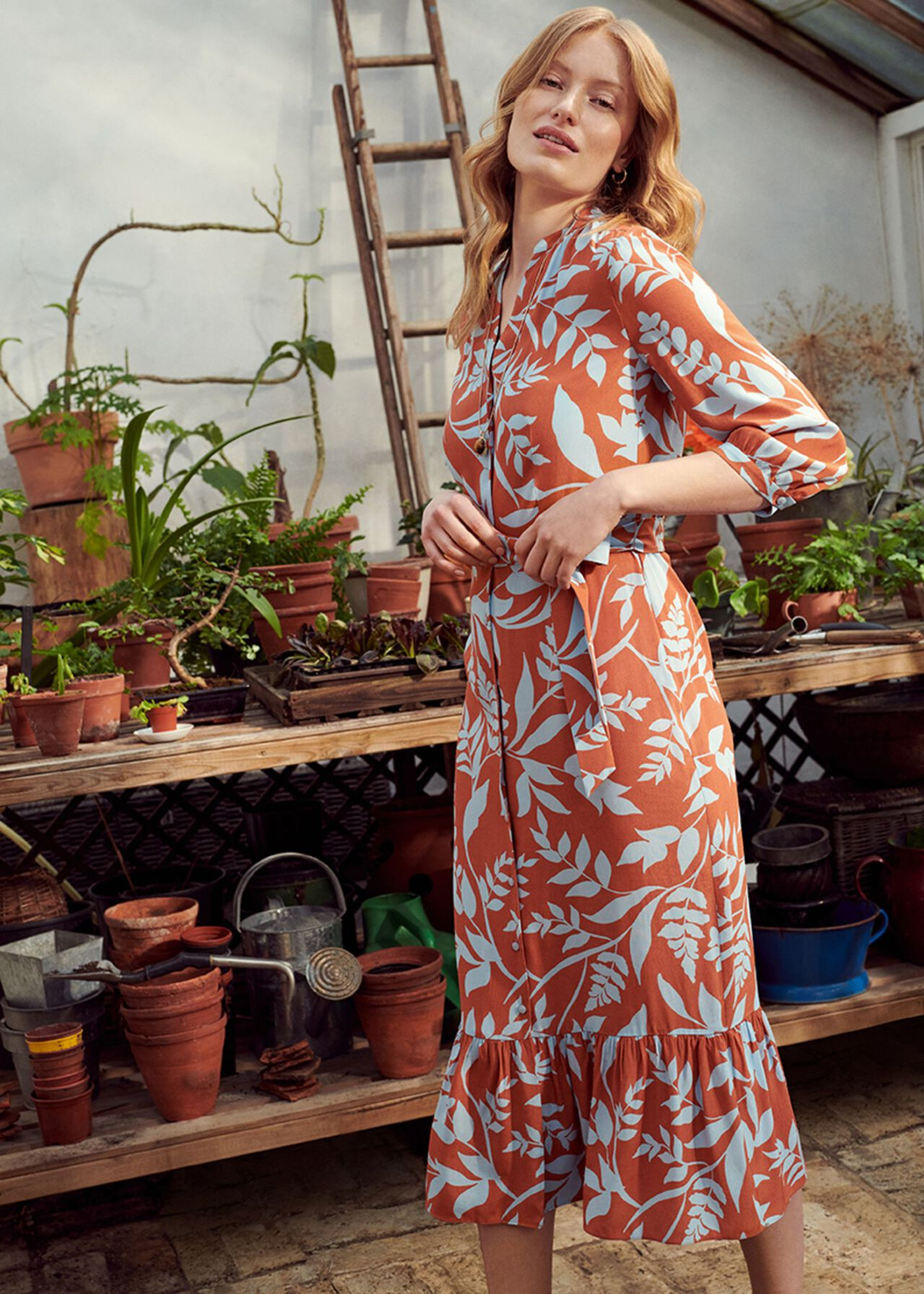 The Magda Dress Outfit, , hi-res